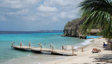 Kokomo Beach Curacao van Carolina Vergoossen