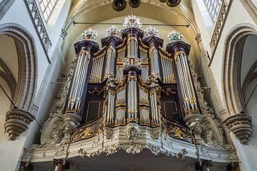Kam-Orgel Grote Kerk Dordrecht von Gerrit Veldman