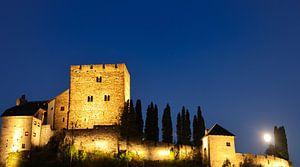 Burg Laudegg von Marieke Funke
