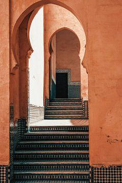 Porte du Maroc sur Robin