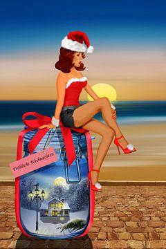 Belladonna wünscht fröhliche Weihnachten von Monika Jüngling