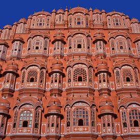 Palast der Winde, Jaipur, Indien von Henk Meijer Photography