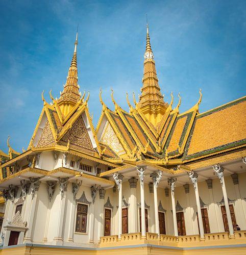 Koninklijk Paleis, Cambodja