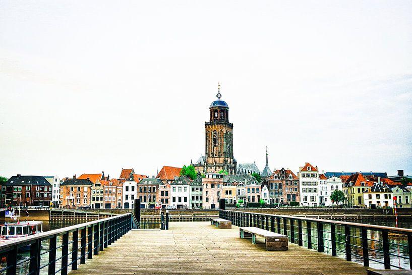 Hanzestad Deventer van Rob De Jong