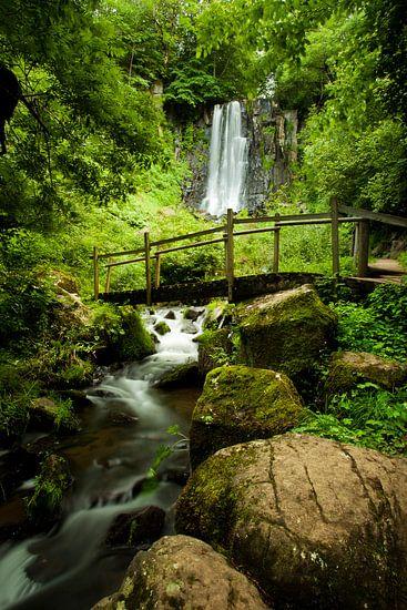 Anglard Waterfall - Puy de Dôme - France