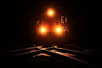 Midnight train von Wybrich Warns