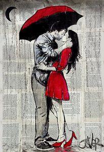 RED RAINY LOVE