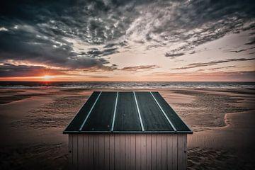 Stand am Strand von Rik Verslype