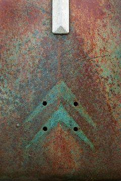 Citroen 2CV - Lelijke eendje van Peter Halma