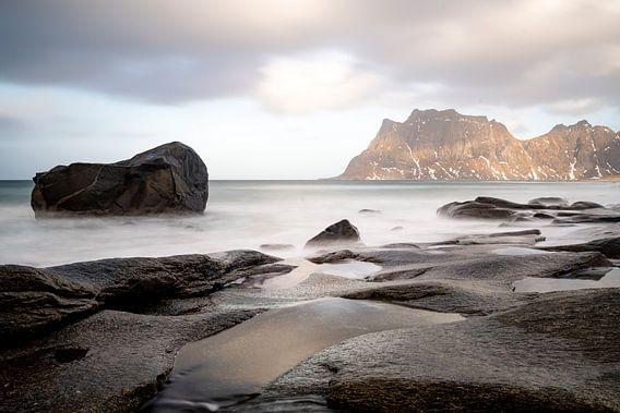 Uttakleiv Beach Lofoten Norway