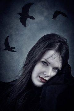 raven bride sur Claudia Moeckel
