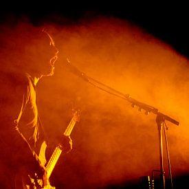 Deus basgitarist: Alan Gevaert van Ton de Koning