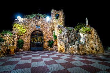 Church Mijas costa del sol Malaga van Vincent Wienhoven