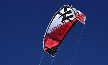 Kitevlieger Domburg van MSP Canvas