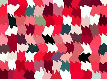 Shakin'  Reds van Caroline Lichthart