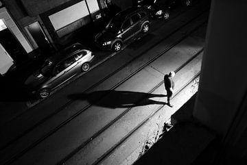 Antwerpen - Schatten von Maurice Weststrate