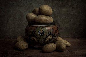 Aardappels stilleven van Gogh