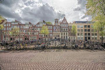 Nederland, fietsland! van Peter Bartelings Photography