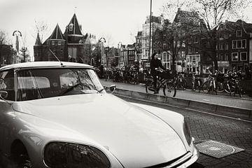 Amsterdamse sfeer proeven rondom de Nieuwmarkt.  van Jean-Paul Opperman