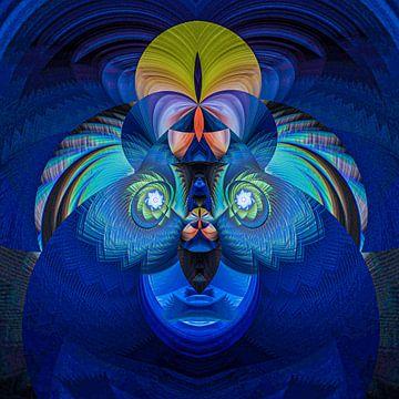 Phantasievolle abstrakte Twirl-Illustration 131/6 von PICTURES MAKE MOMENTS