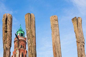 Leuchturm, Bremerhaven von Katrin May