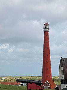 """Lange Jaap"" vuurtoren / lighthouse van"