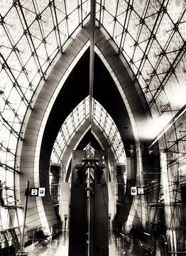 Design van Dubai International Airport van SPOOR Spoor