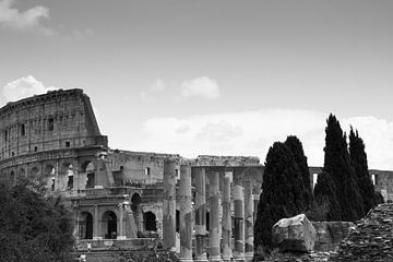 Colosseum Rome van Edwin Hendriks