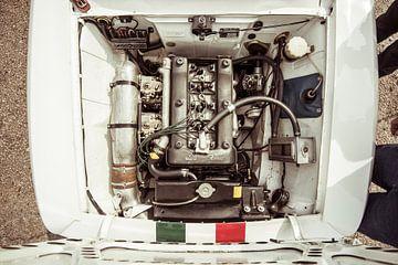 Alfa Romeo Giulia Sprint GTA-Motor