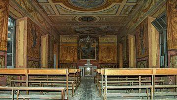 Verlassene Kirche von Heleen Sloots