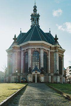 De Nieuwe Kerk aan het Spui 1649 van Jonai