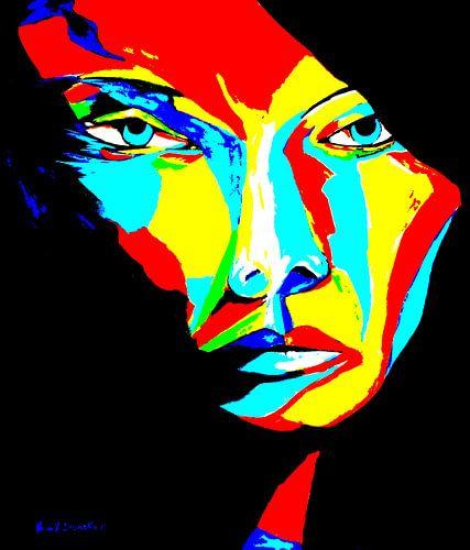 Porträt von