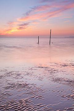 Sonnenuntergang am Strand von Halma Fotografie