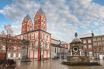 Sint-Bartolomeüskerk Luik von Dennis van de Water