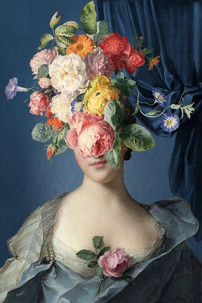 De la Maison des Fleurs von Marja van den Hurk