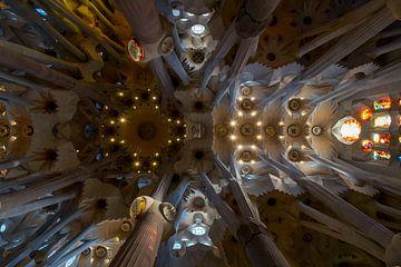 Prachtige Sagrada Familia