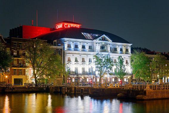 Carre te Amsterdam van Anton de Zeeuw