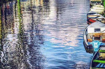 Amsterdam Canal I van