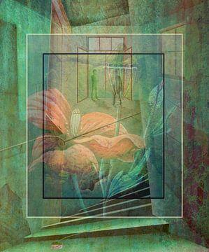 Harmonie im Raum 05 sur Gertrud Scheffler