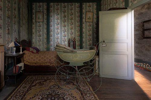 bedroom sur Shadia Bellafkih