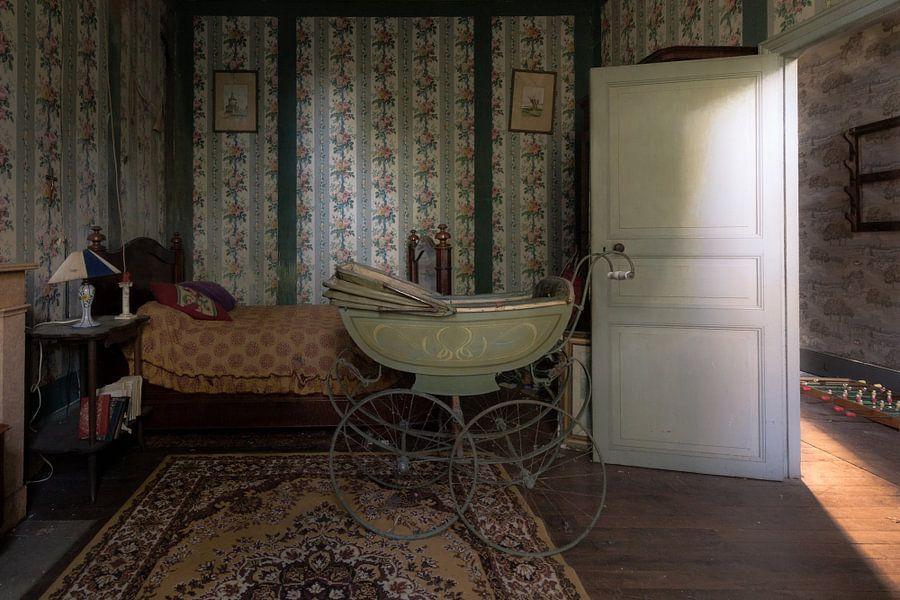 bedroom van Shadia Bellafkih