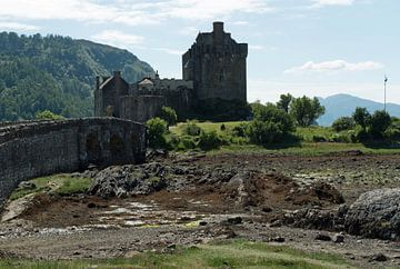 Eilean Donan Castle von Babetts Bildergalerie