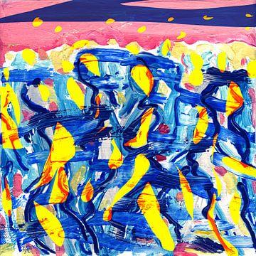 Stadtmenschen von ART Eva Maria