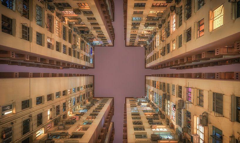 Hong Kong architecture van Reinier Snijders
