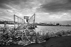 Urbex in de Rotterdamse haven