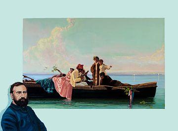 Peinture de Giuseppe De Nittis