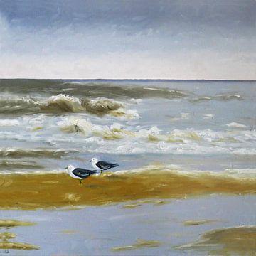 Strand #1 sur Jan Wiersma