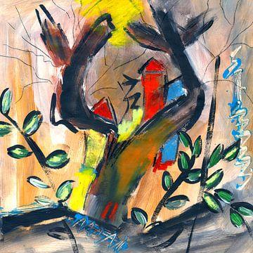 Das BaumHaus van Katarina Niksic