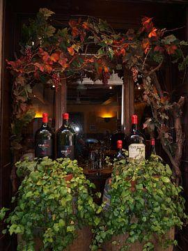 Vinotheek in Italie van Annie Lausberg-Pater