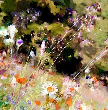 Weide-dromen van Kay Weber